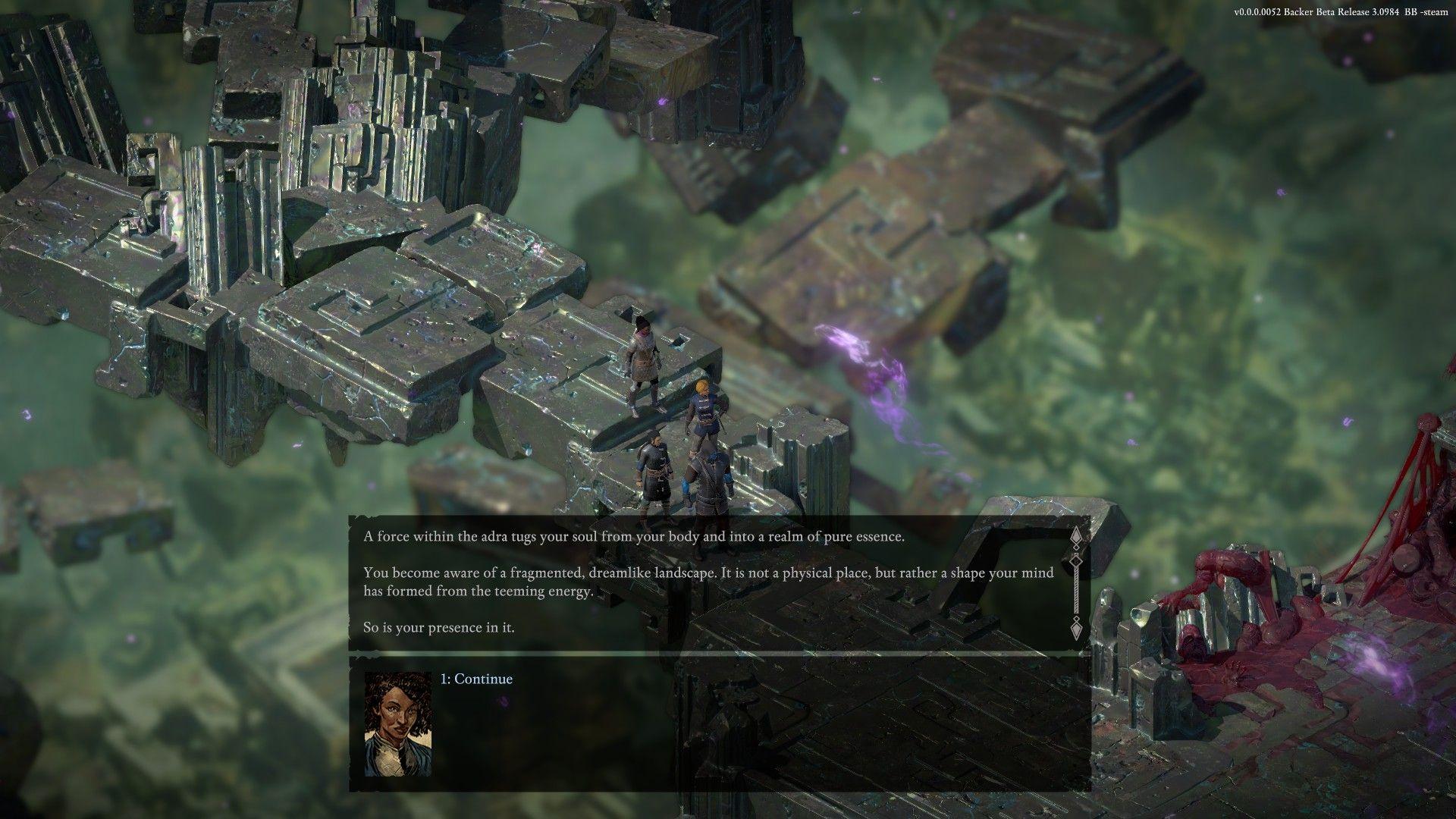 Pillars Of Eternity Ii Deadfire Deadfiredungeonfight