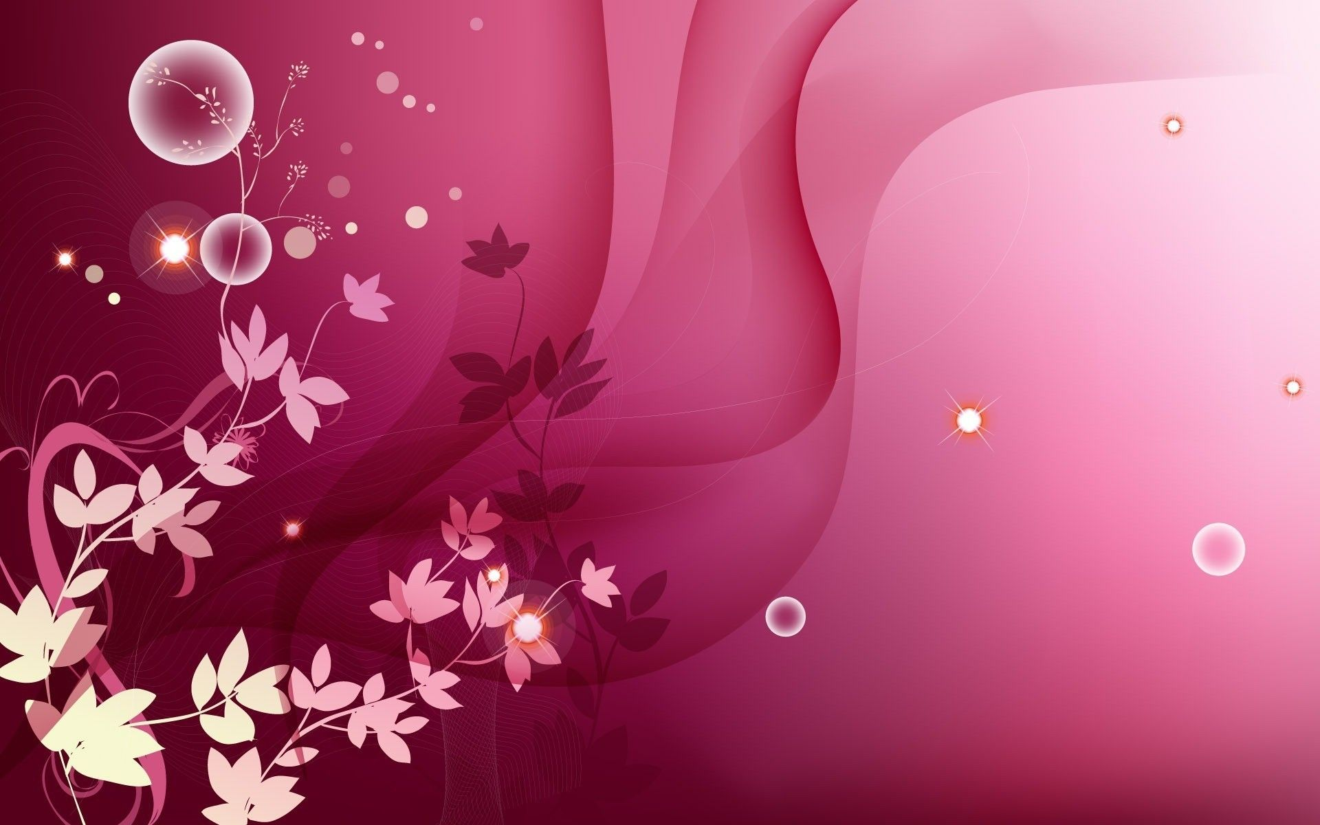 Pink Flower  Free Download Clip Art  Free Clip Art  on Clipart 1920x1200