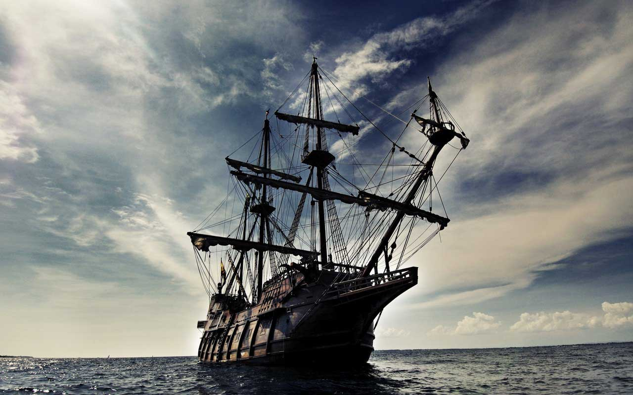 Photo Collection Pirate Ship Wallpapers