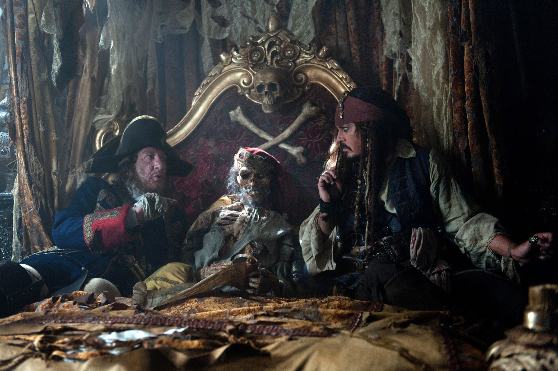 Pirates of the Caribbean: Dead Men Tell No Tales  Gallery 1804x1200
