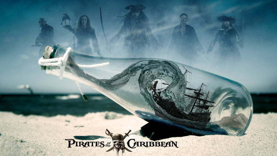 Pirates Of The Caribbean Dead Men Tell No Tales Official Movie 900x506
