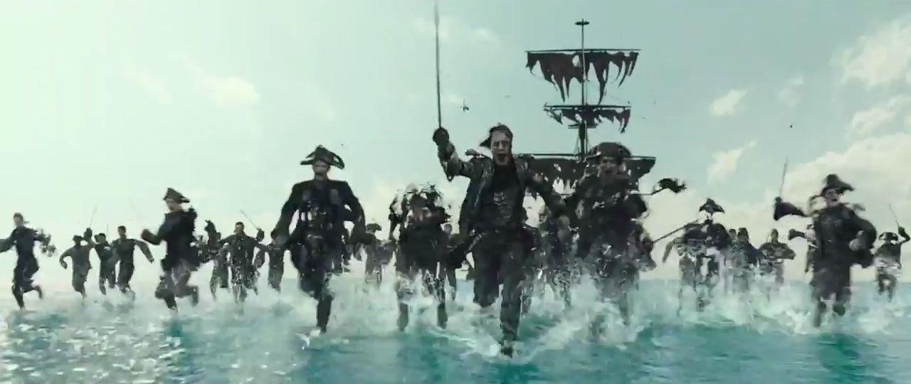 Dead Men Tell No Tales Wallpaper: K Pirates Of The Caribbean Dead Men Tell No Tales HD