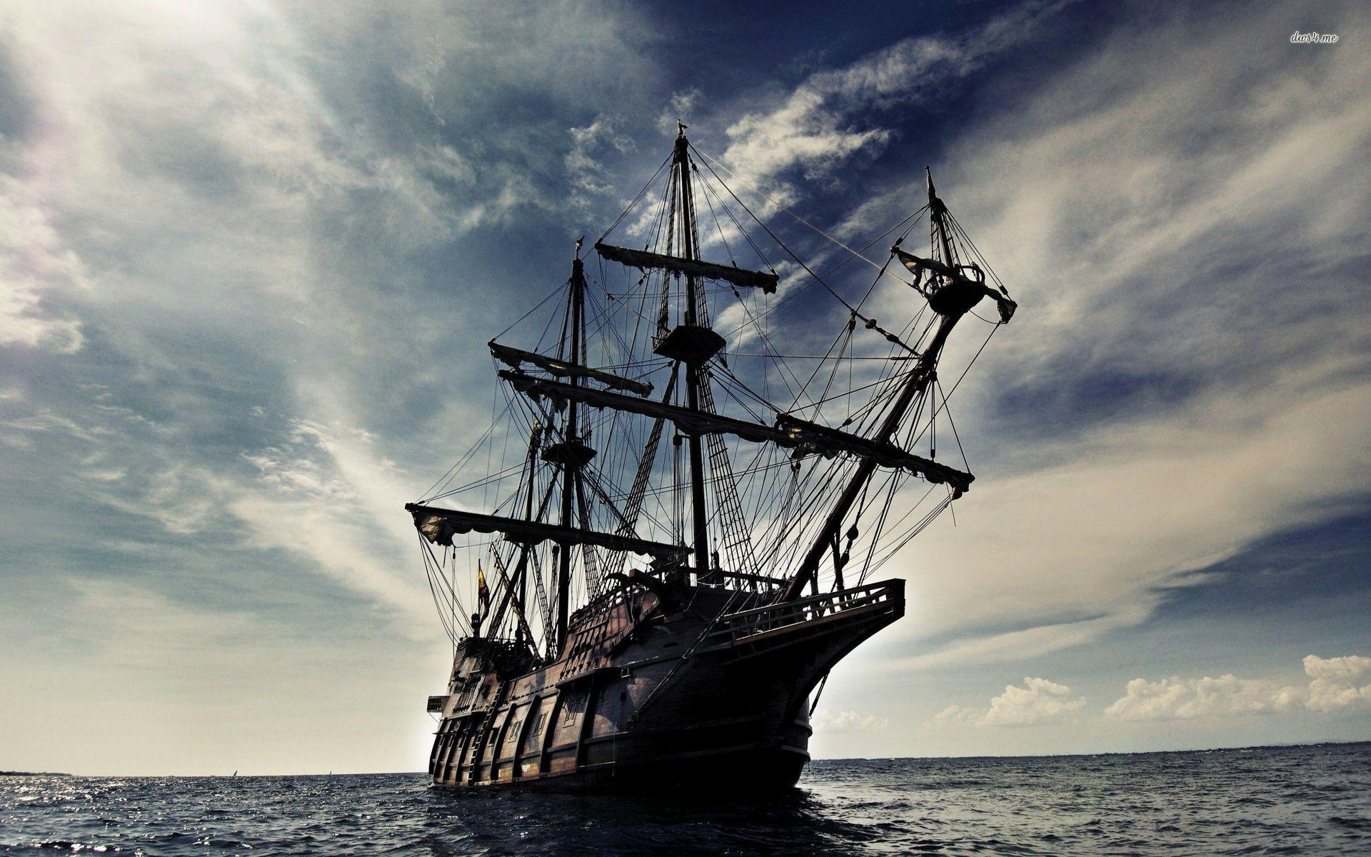 The Black Pearl Wallpaper