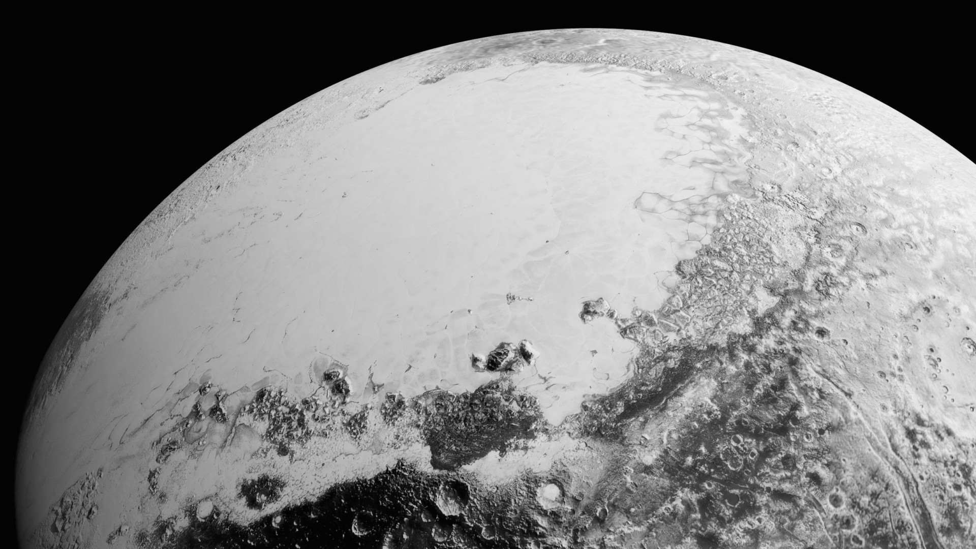 Pluto Wallpapers 1920x1080