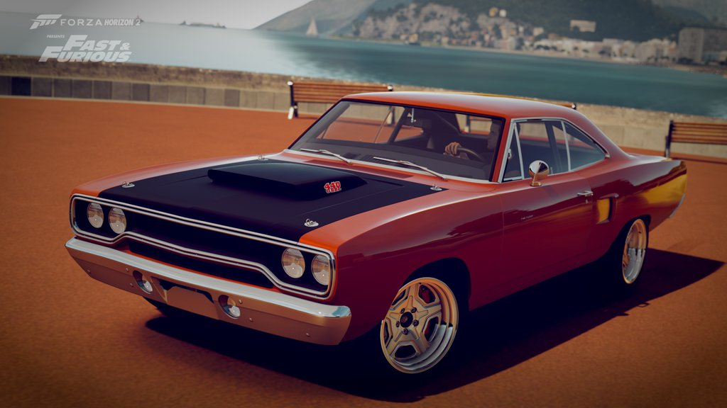 Fast Furious Wallpaper Allofpicts Classic Muscle Plymouth Road Runner 1024x576