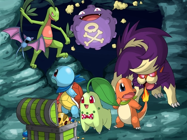 Pokemon Mystery Dungeon images Pokemon Mystery Dungeon wallpaper 640x480