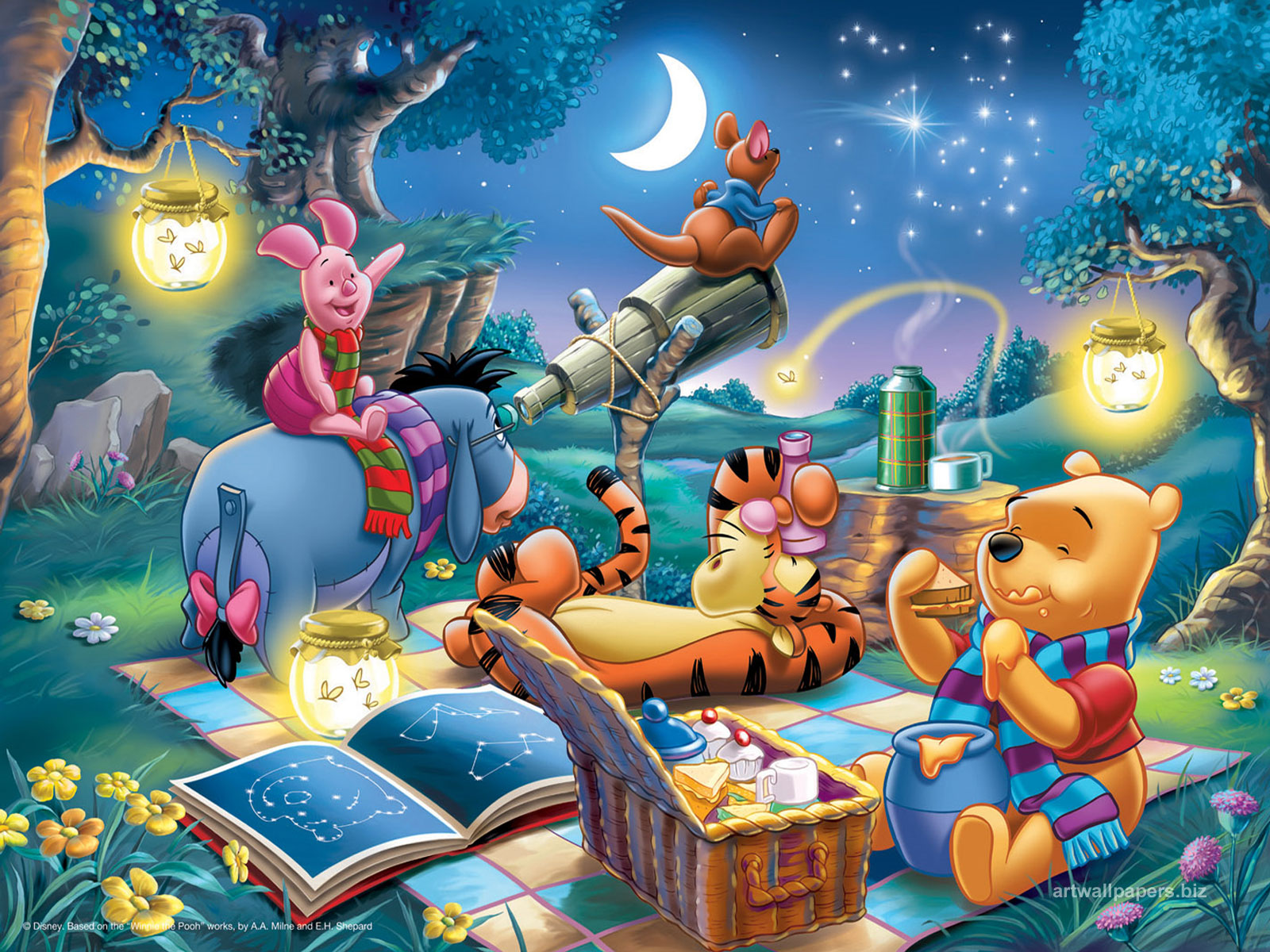 images about Winnie the pooh on Pinterest  Disney, Piglets 1600x1200