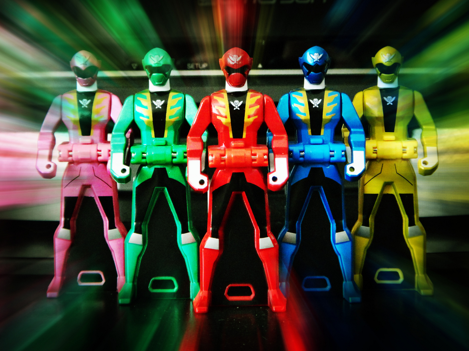 mighty morphin power rangers wallpapers tv series crazy 1600x1200