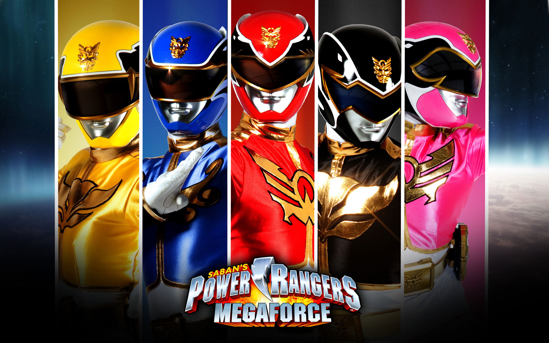 Page Power Rangers HD Wallpapers 1920x1200