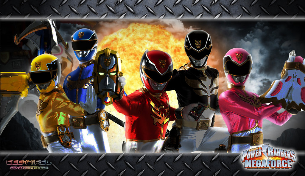 Download Power Rangers Wallpaper for android, Power Rangers 1024x594