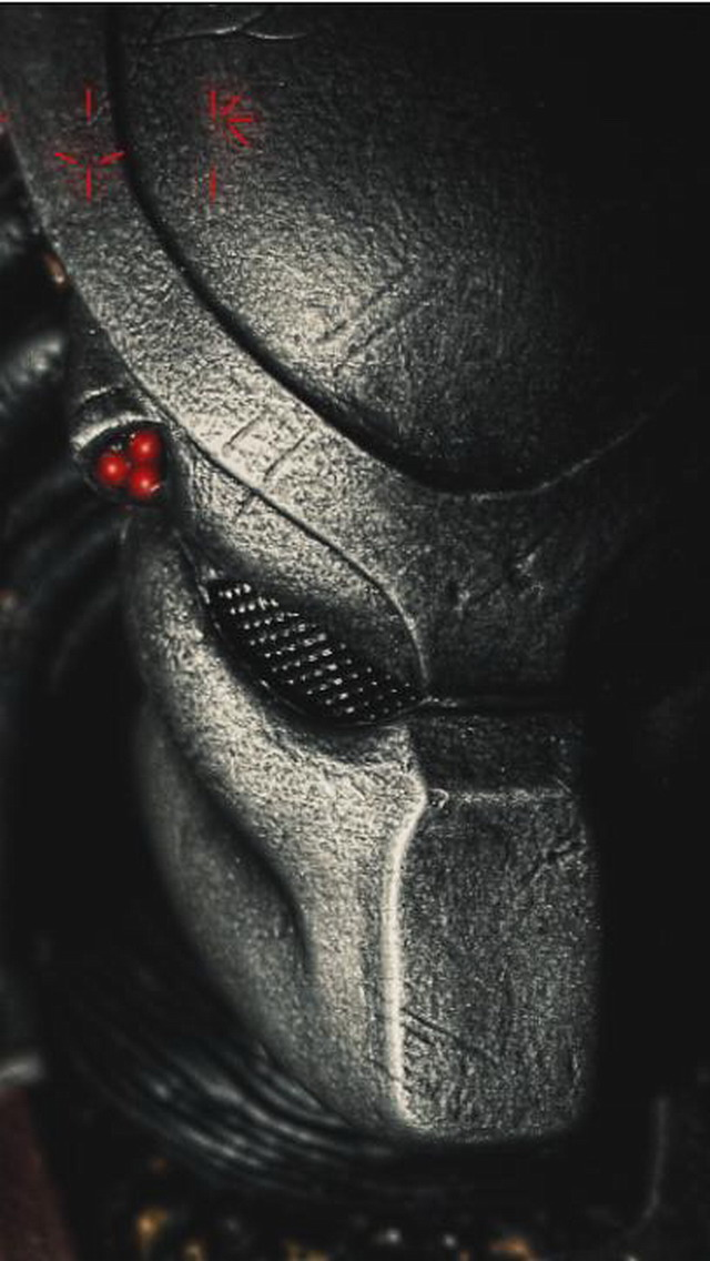 Predator Wallpapers  AvPGalaxys Gallery 640x1136