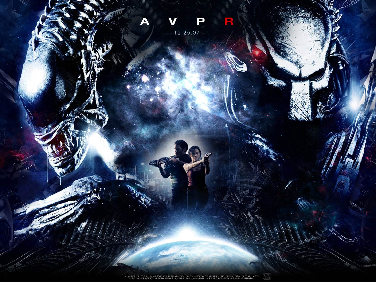 AvP Unknown - Your resource for Aliens vs. Predator games.