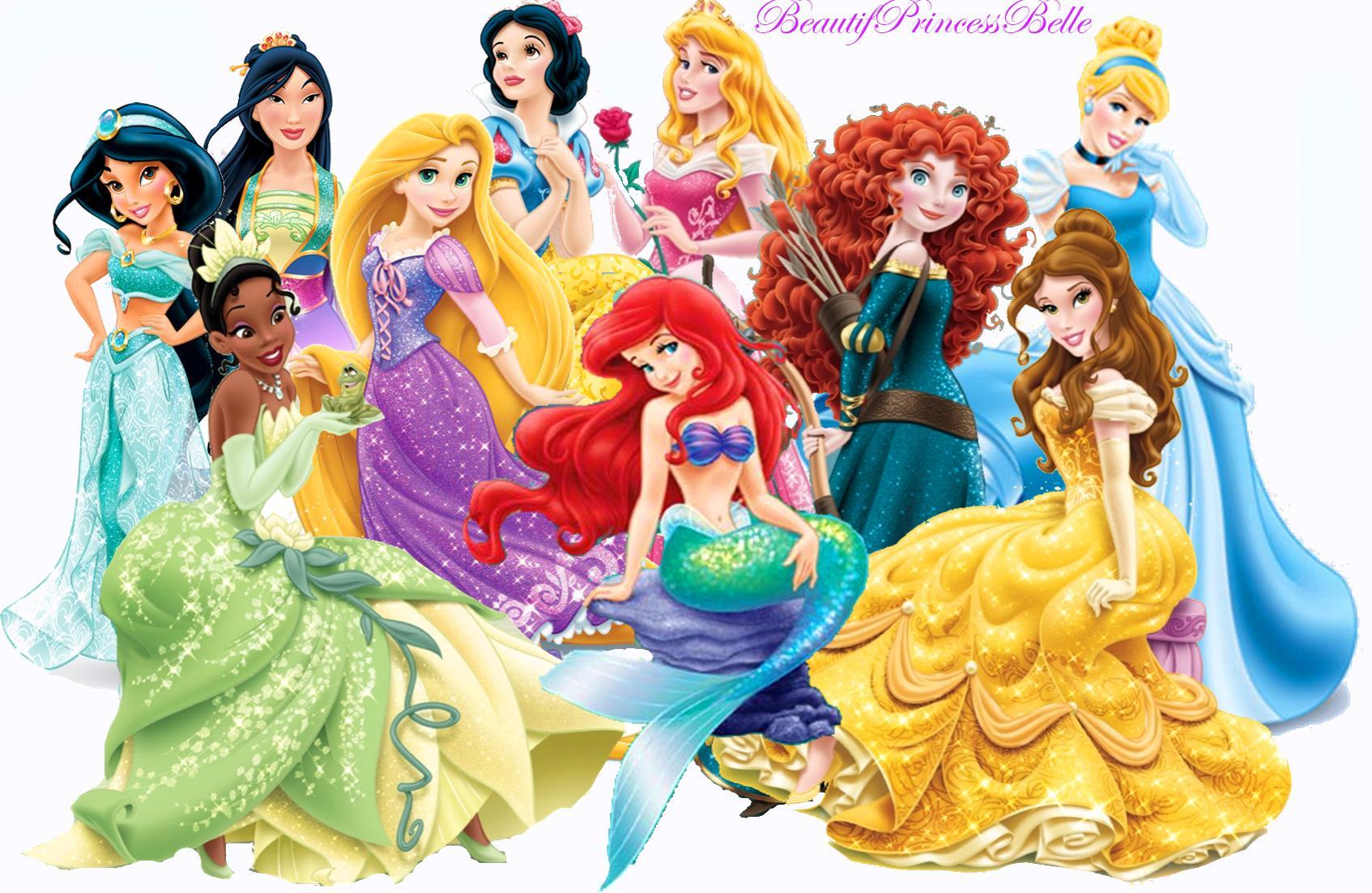 Disney Princess Belle Hd Wallpaper Free Download 1694x1102