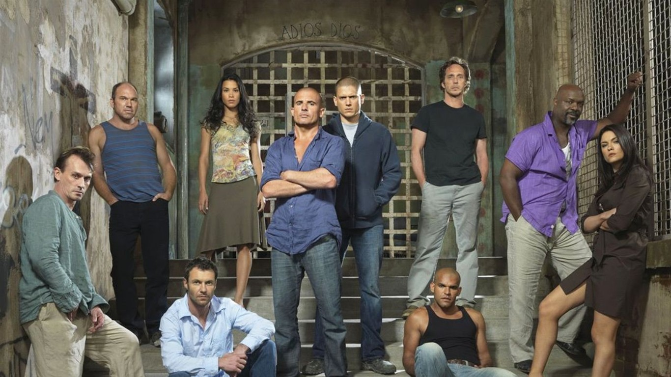 Prison Break Guys images PB HD wallpaper and background photos 1366x768