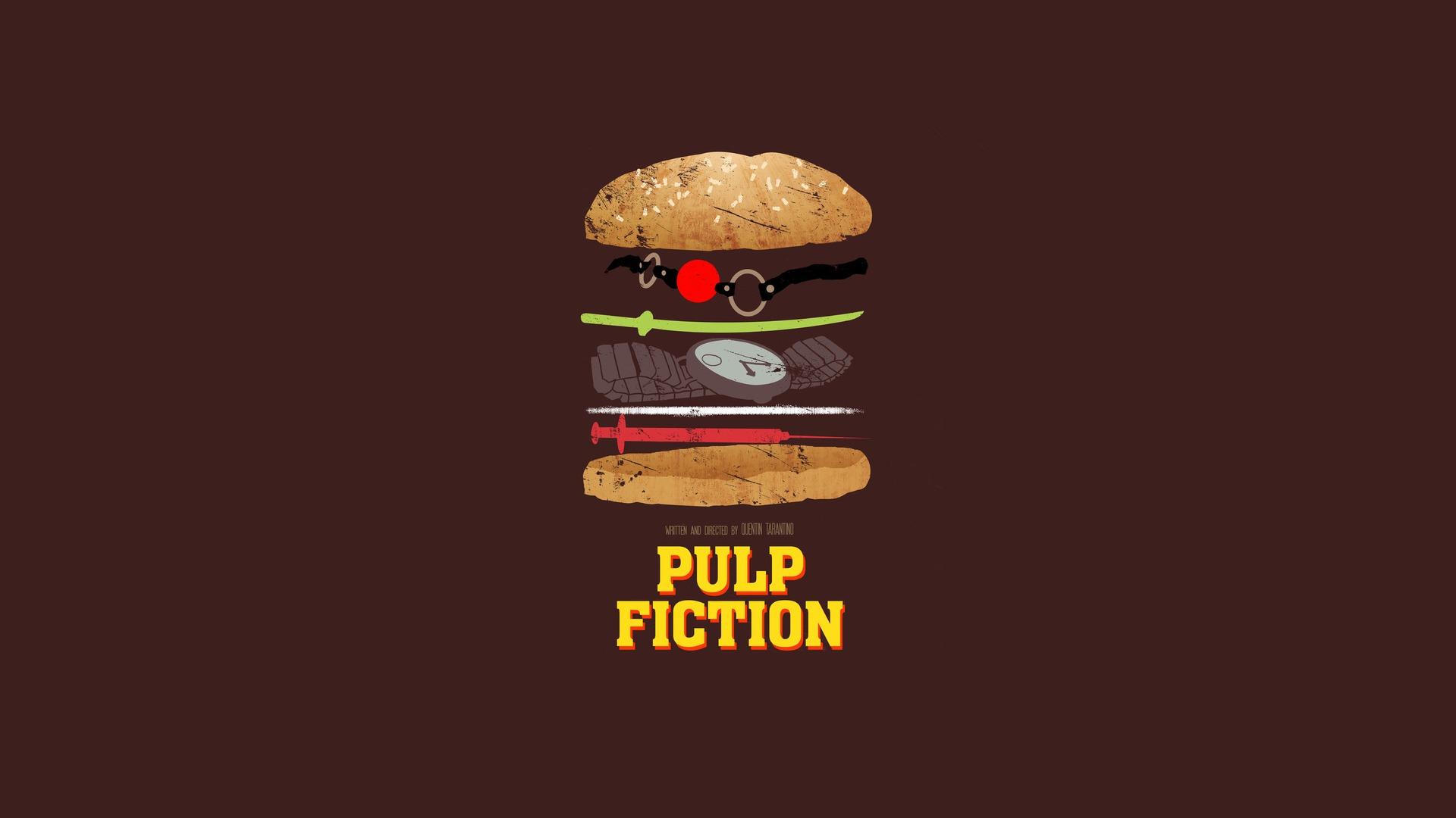 Pulp Fiction Backgrounds Wallpaper 1920x1080