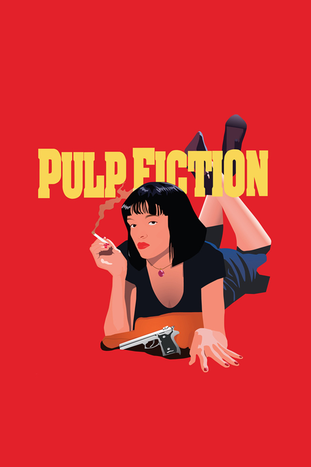 Pulp Fiction Free Download wallpaper