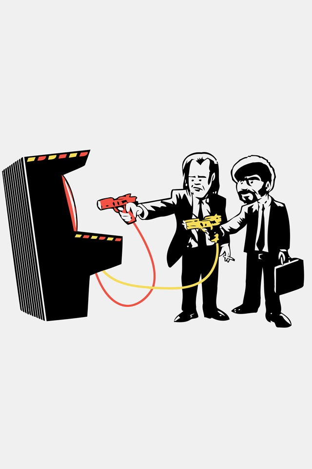 Pulp Fiction Iphone Wallpaper  image collections of