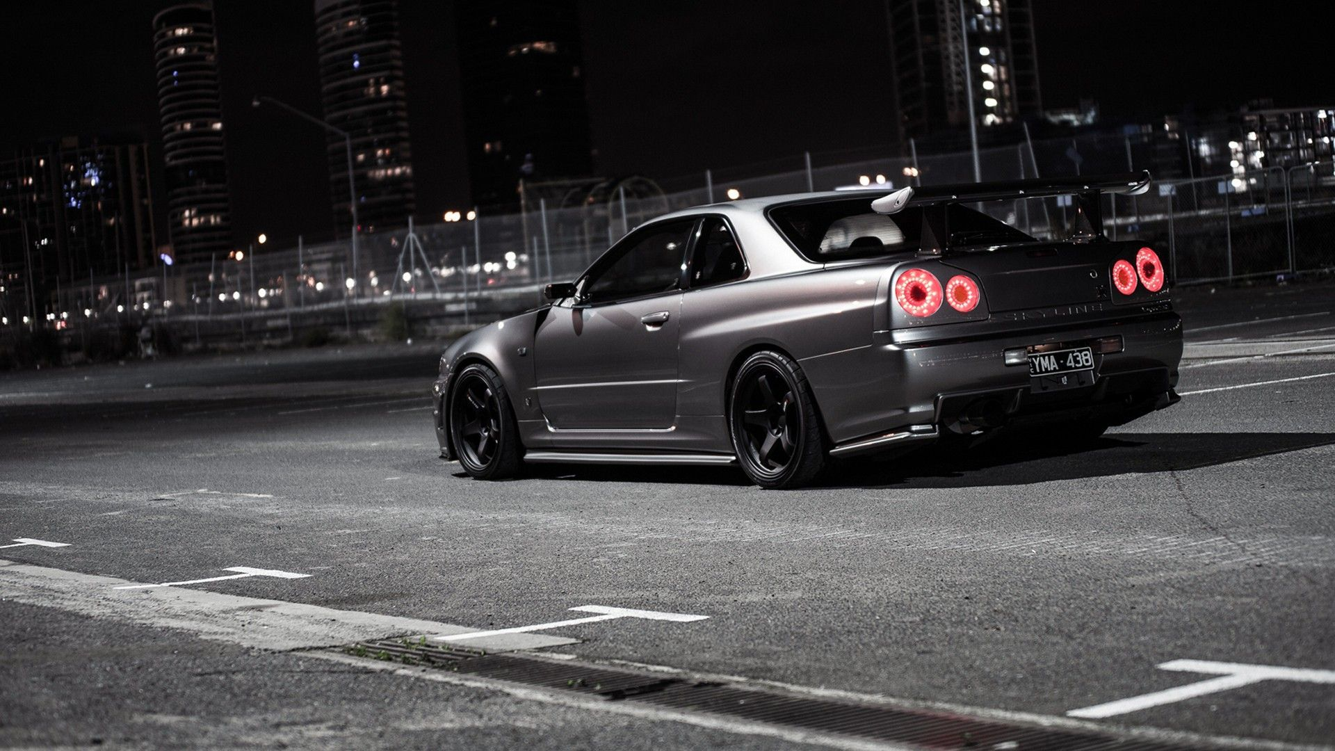 nissan nissan gtr r  Wallpapers  Wallpapers HD 1920x1080