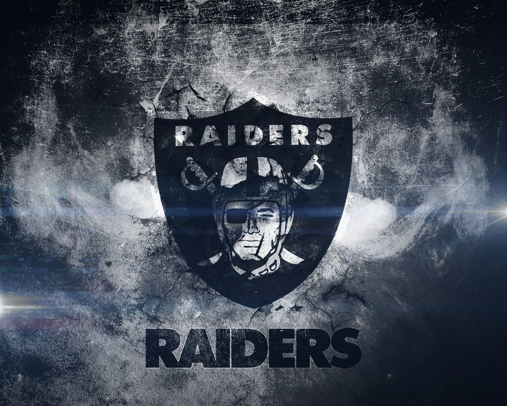 RaidersLinks Oakland Raiders Backgrounds   1024x819