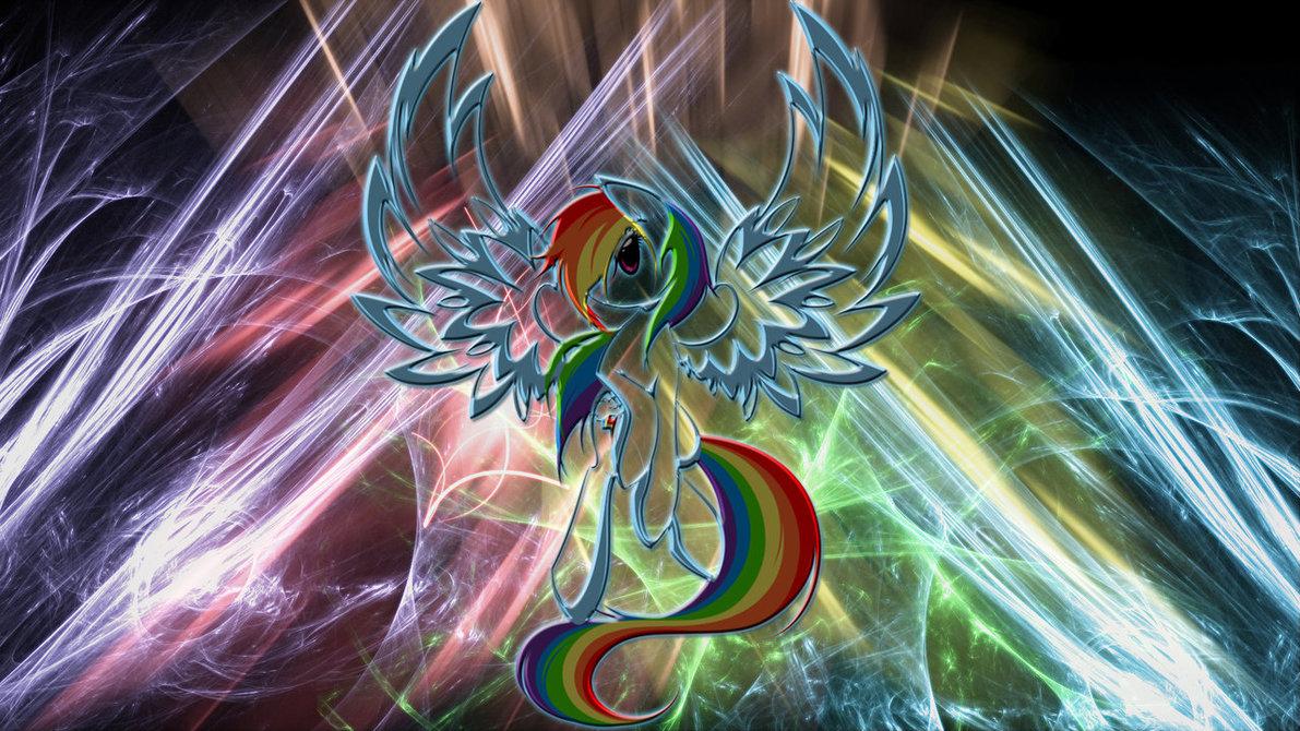 My Little Pony Rainbow Dash Wallpaper Backgrounds PixelsTalk Desktop HD Wallpapers Pixels Talk 1191x670