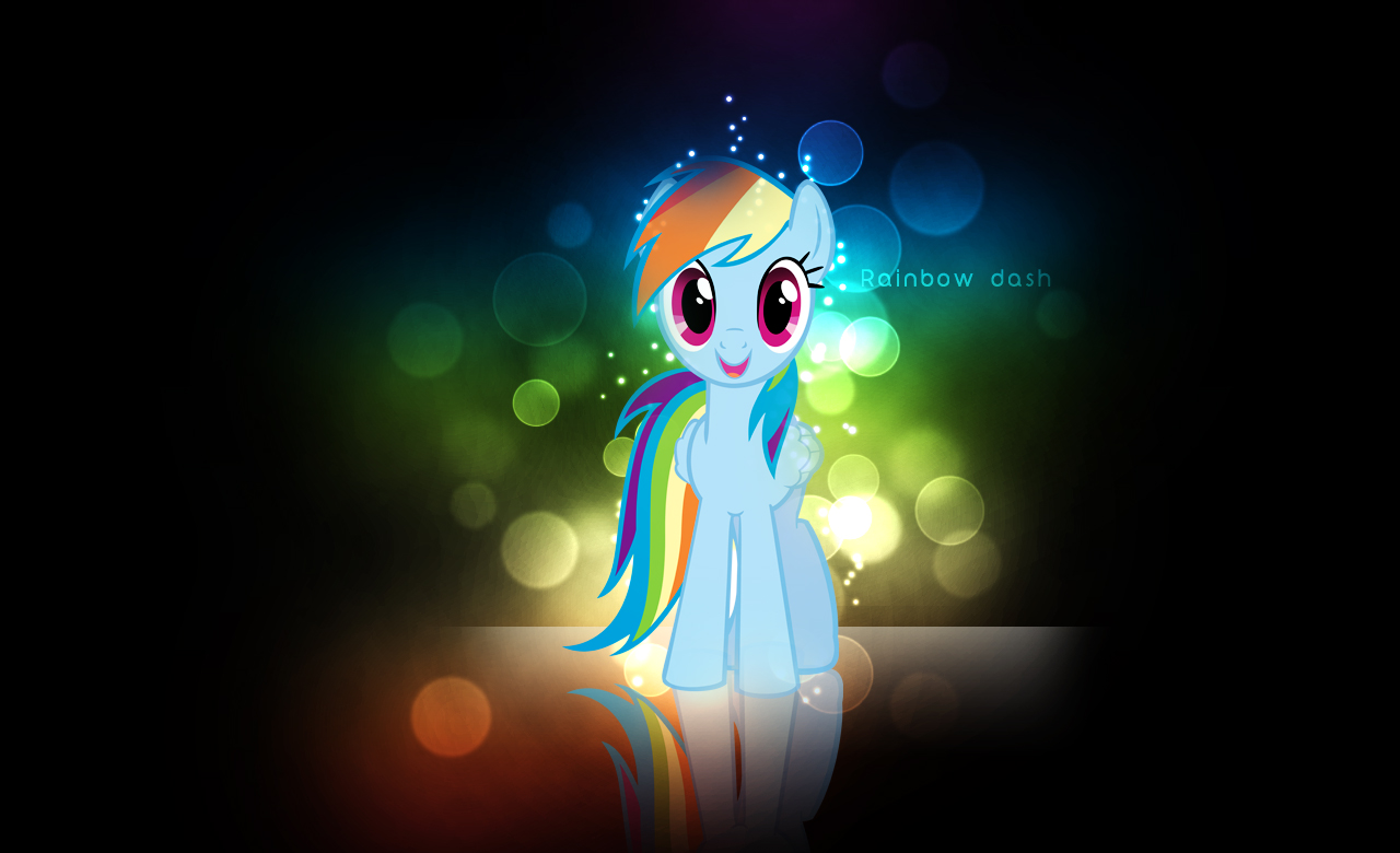 Rainbow Dash Hd Wallpapers 1280x780