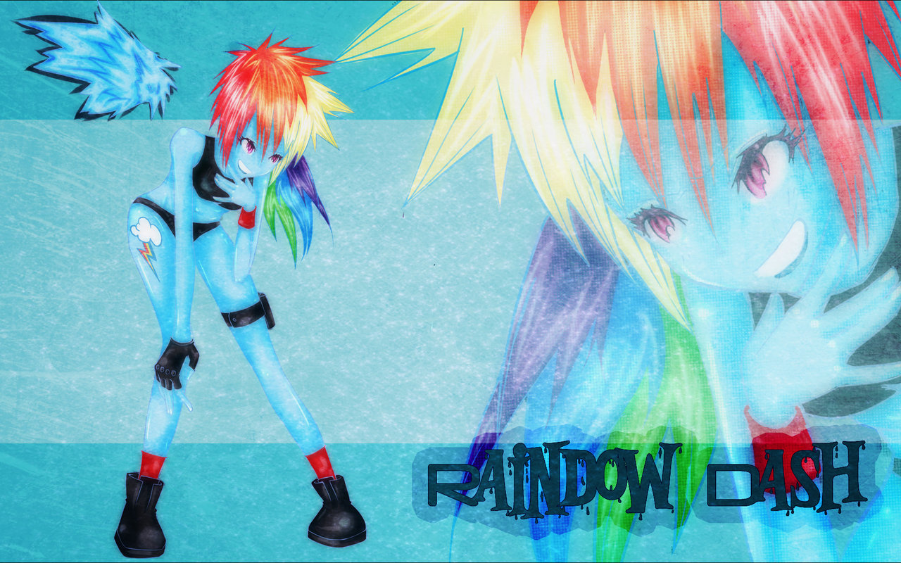 My Little Pony Rainbow Dash  wallpaper Cute Rainbow Dash Wallpapers  PixelsTalk MLP Rainbow Dash Wallpapers   1280x800