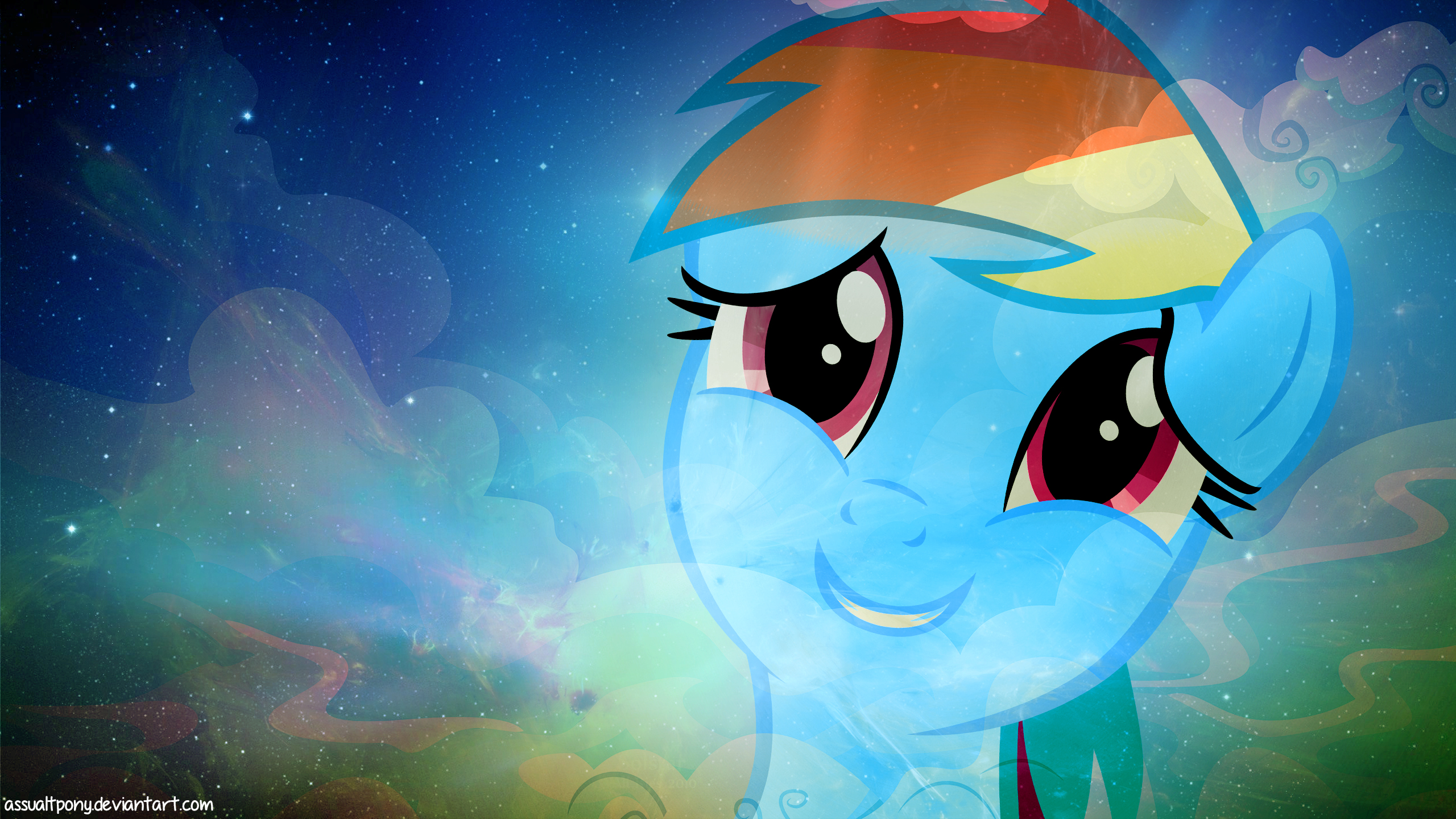 Rainbow Dash Wallpaper Page  2560x1440