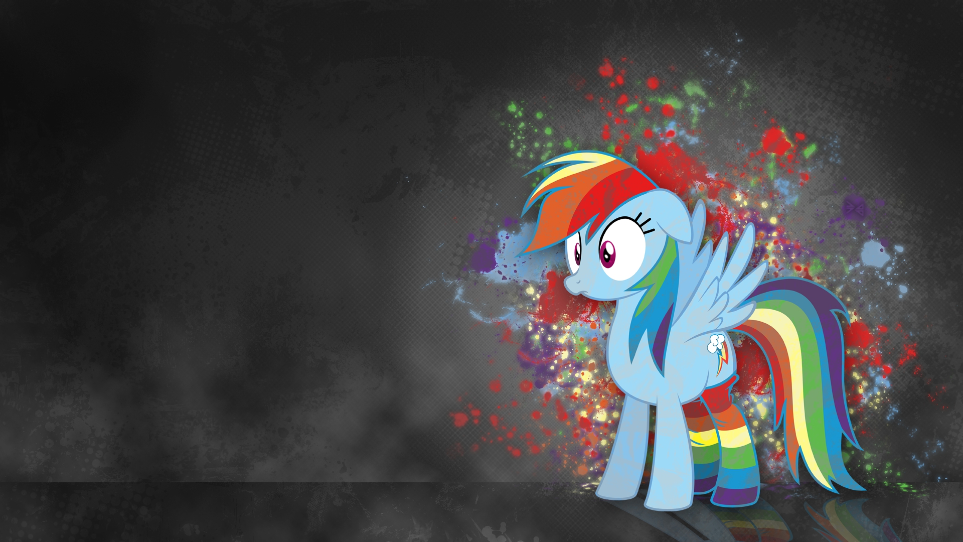 Rainbow Dash Wallpapers HD  PixelsTalk Rainbow Dash Wallpaper  My Little Pony: Friendship is Magic Wallpaper 1920x1080