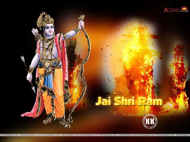 Jai Shree Ram Photos Images Hd Wallpaper Download 800x600