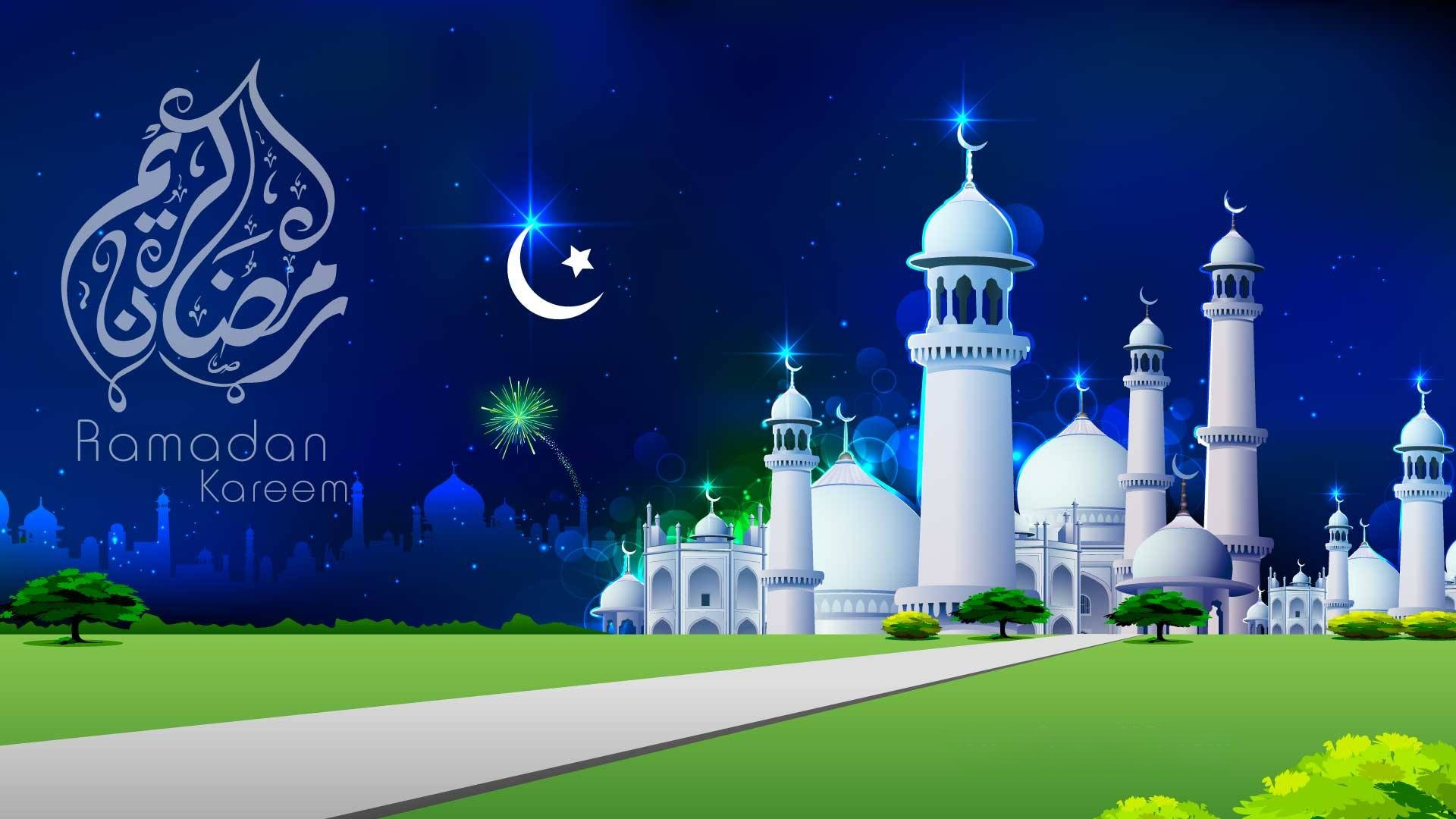 Ramadan  Wallpapers, HD Wallpaper and Facebook Images 1920x1080