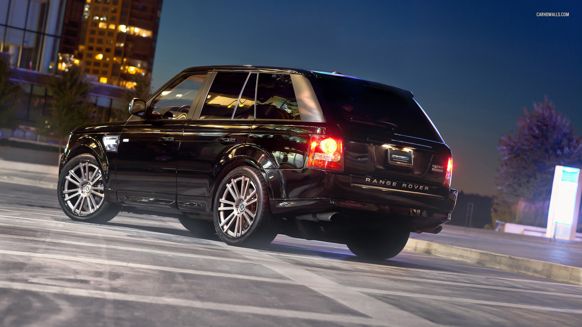 Ultra Hd K Range Rover Wallpapers Hd Desktop Backgrounds 1920x1080