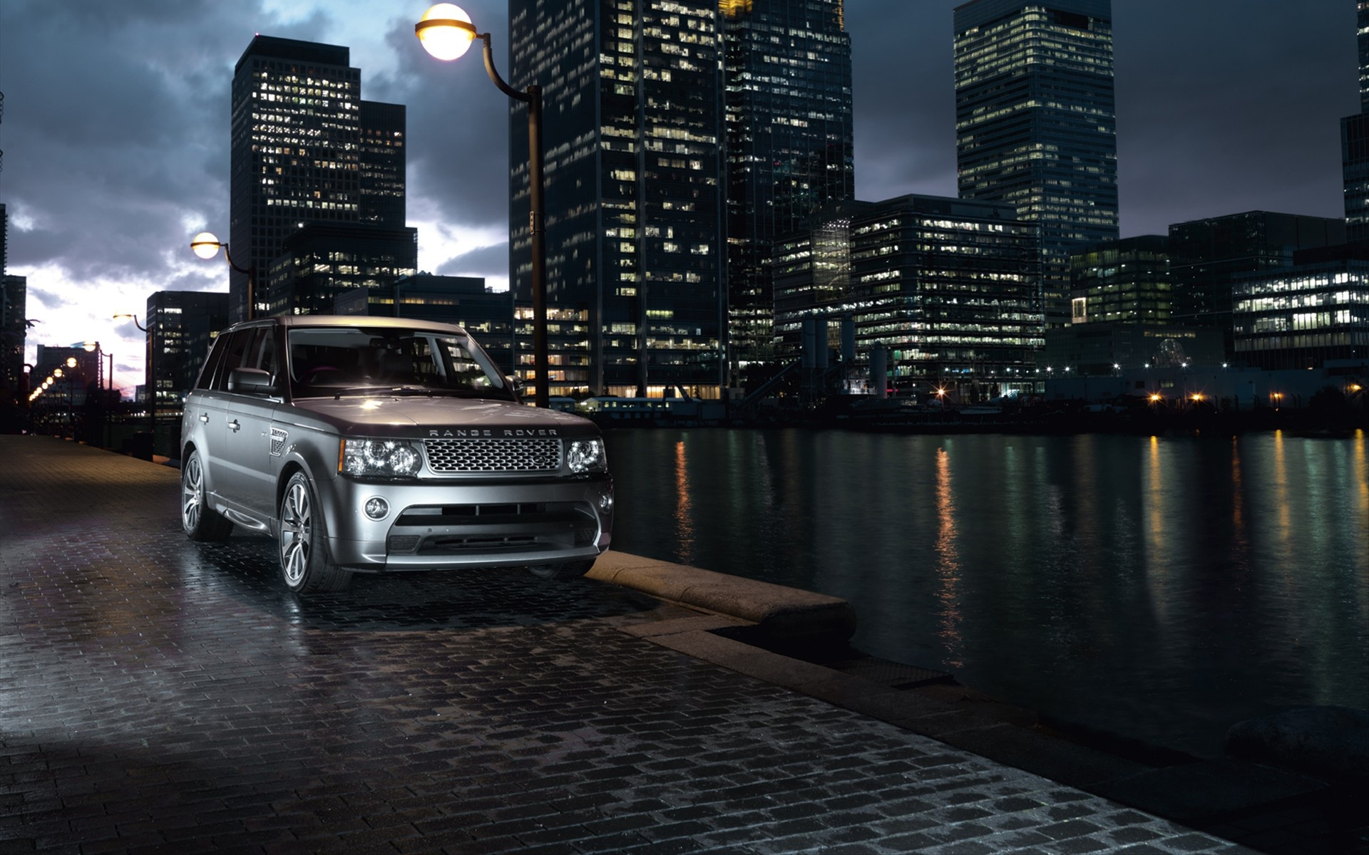 Land Rover Range Rover Sport Svr Wallpaper Hd Car Wallpapers 1920x1200