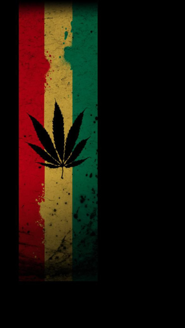 Download free Apple iPhone G rasta wallpapers  most downloaded 640x1136