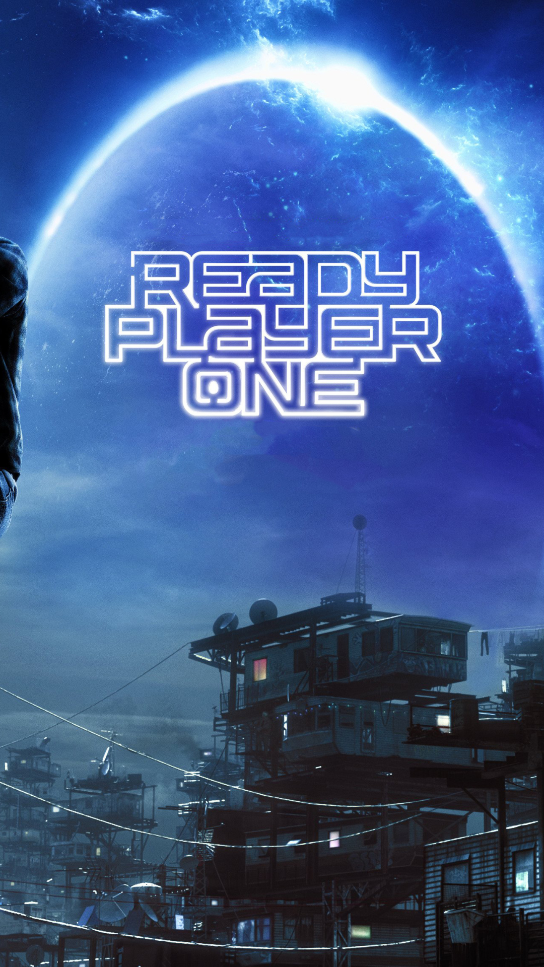 MovieReady Player One x Wallpaper ID  Mobile