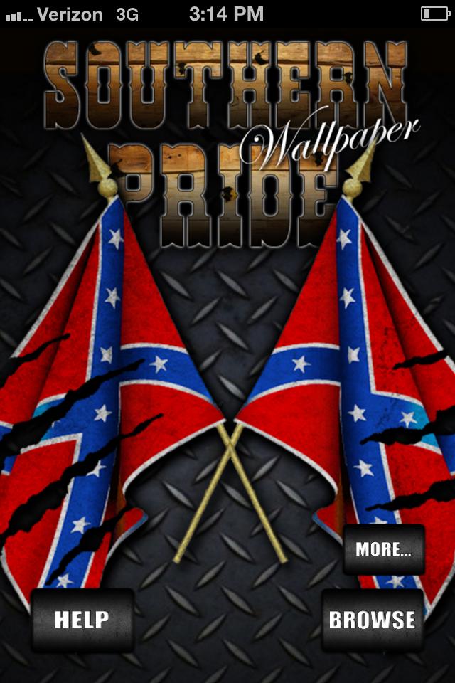 Confederate Flag Wallpapers Wallpaper 640x960