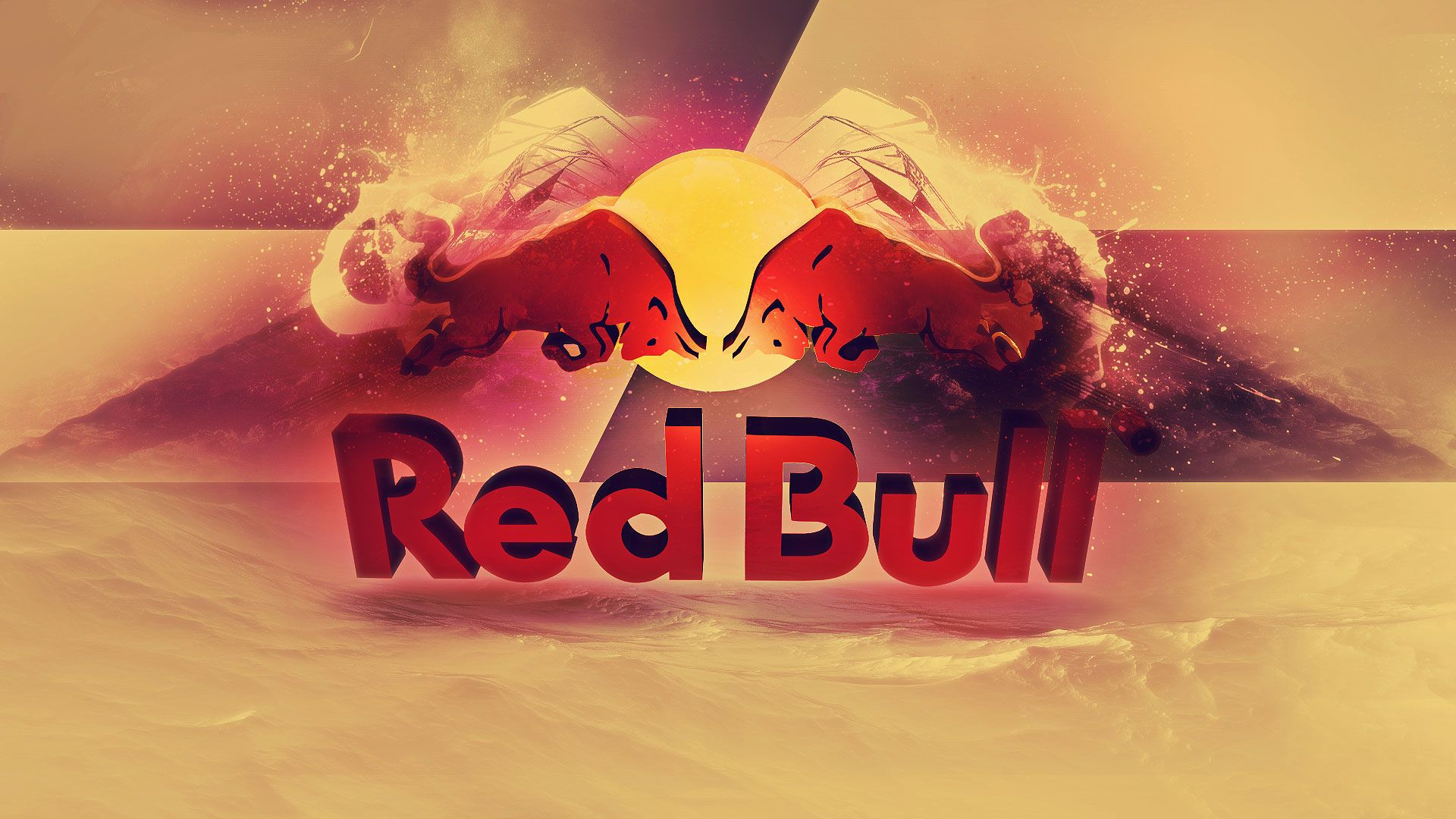 Red Bull Can Drawing  wallpaper  Red Bull Racing Wallpapers  Wallpaper  1920x1080