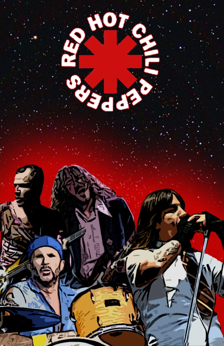 Red Hot Chili Peppers Californication The Beatles Abbey Wallpaper 736x1137