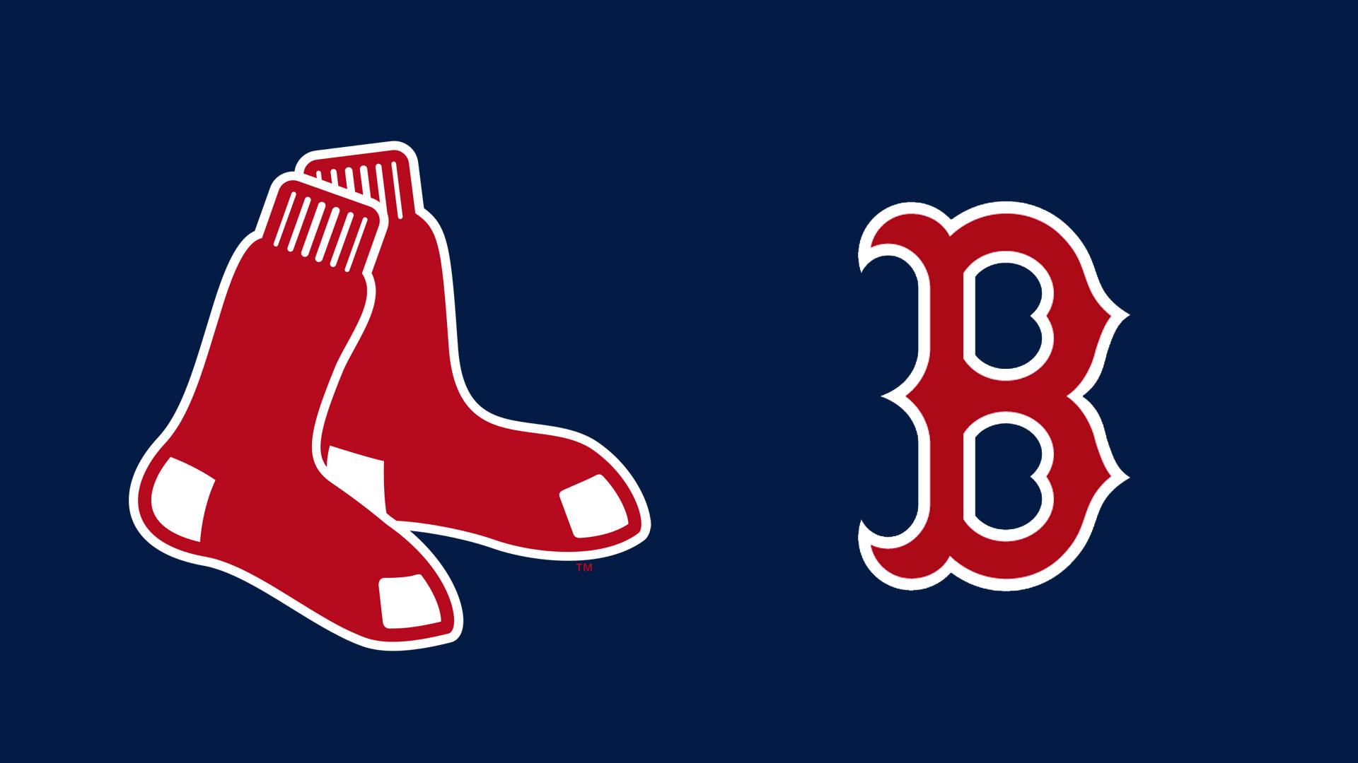 Boston Red Sox Logo Desktop Backgrounds PixelsTalk Wallpapers Amxxcs Wallpaper 1920x1080