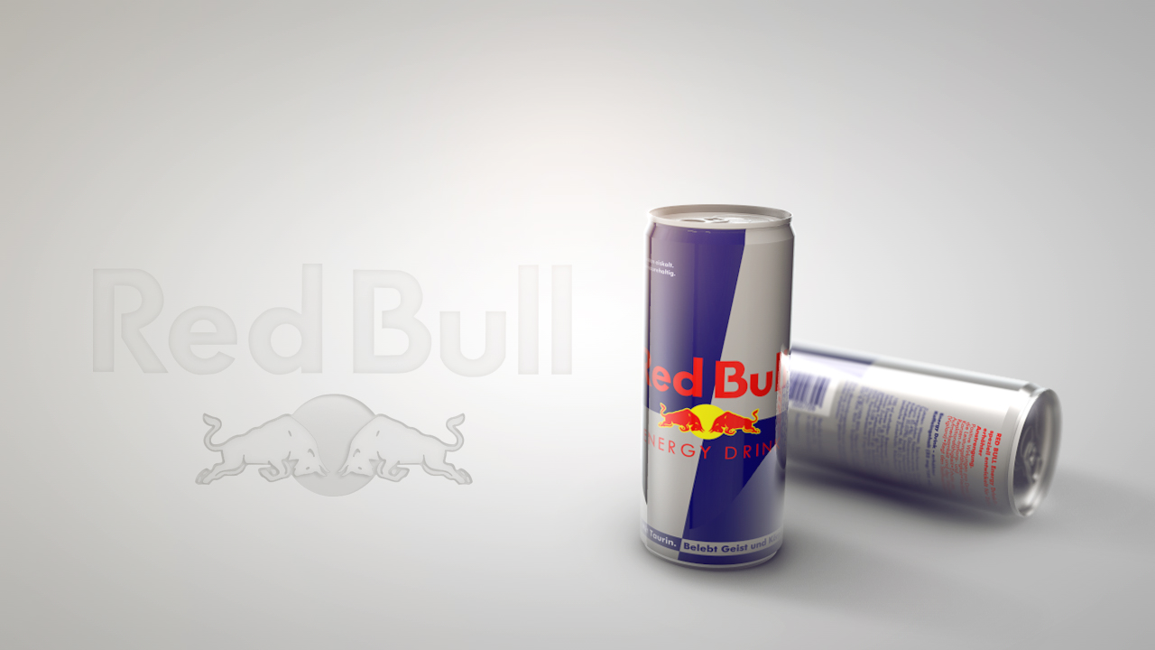 Red Bull Wallpaper done by me  Red Bull Logo Wallpapers 1280x720