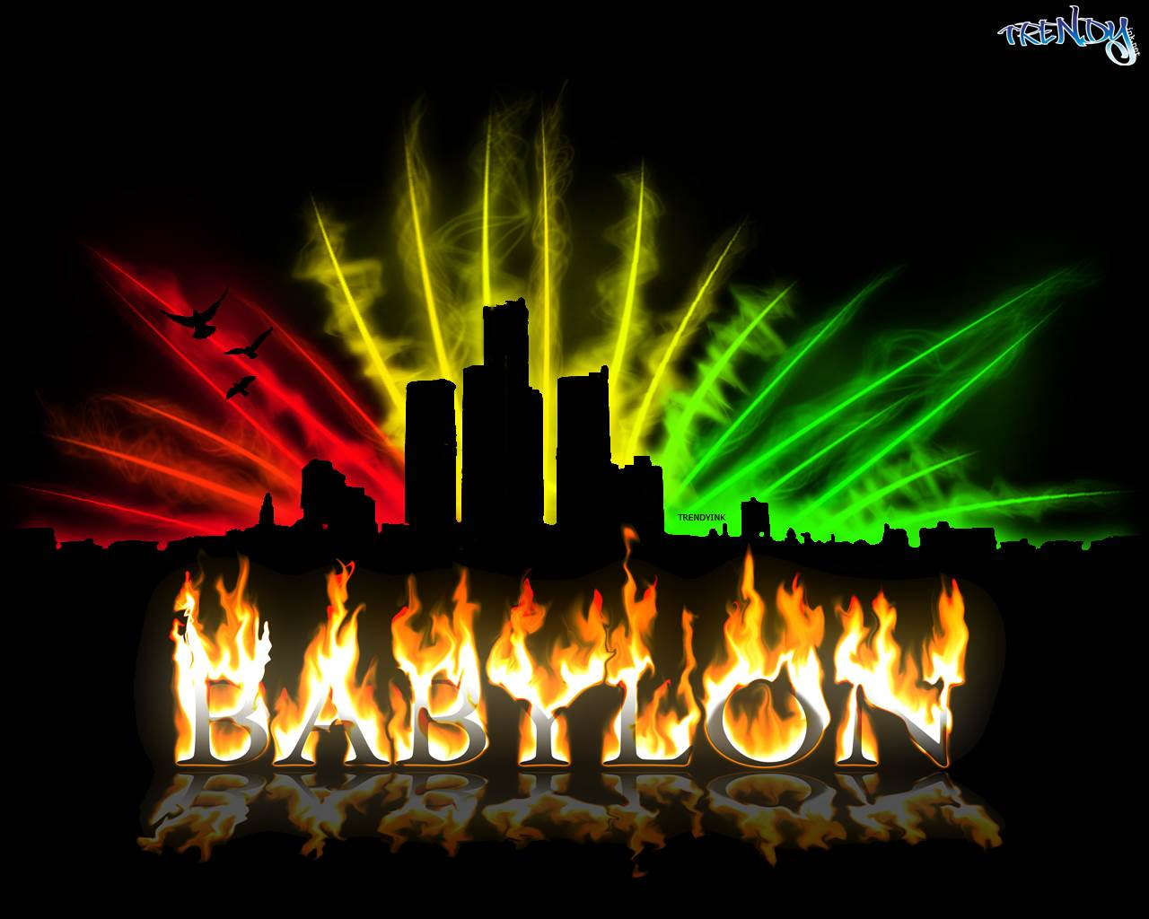 Rasta Color Backgrounds  Wallpaper  1280x1024