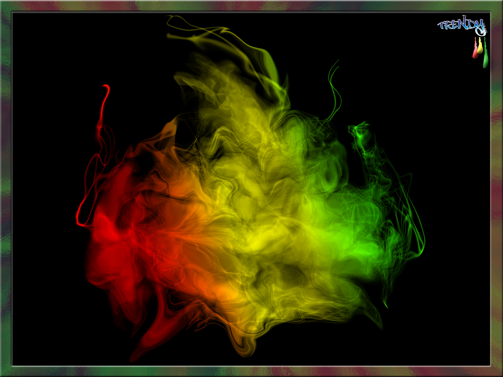 Rasta Color Wallpapers Group  1600x1200