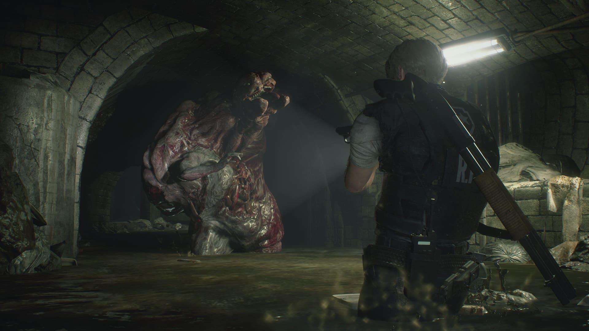 Resident Evil Graphics Comparison Video Resident