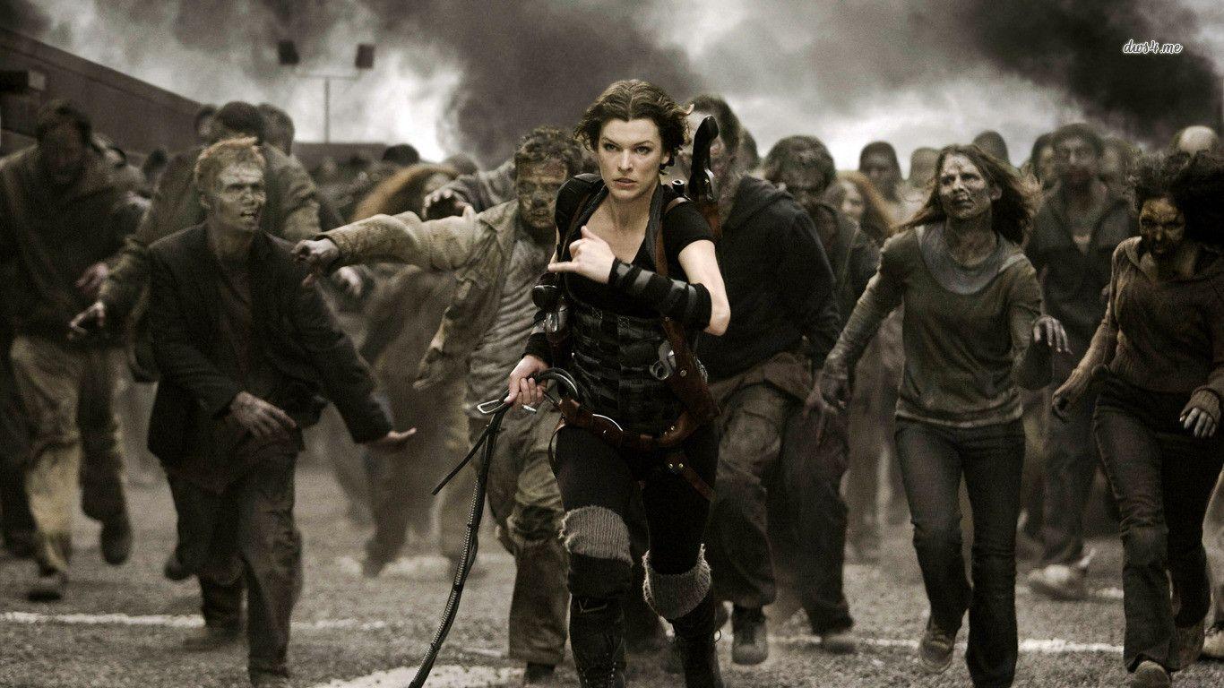 Resident Evil Movie Wallpaper Best Images About Resident Evil On
