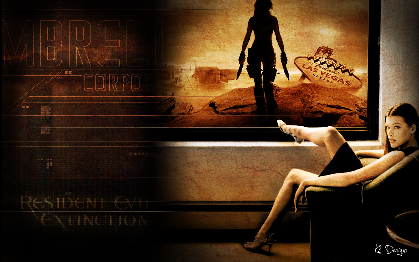 Resident Evil: Extinction Movie Wallpapers  WallpapersInk Resident Evil: The Final Chapter Movie Wallpapers  WallpapersInk Resident Evil Movie images Alice HD wallpaper and background 1440x900