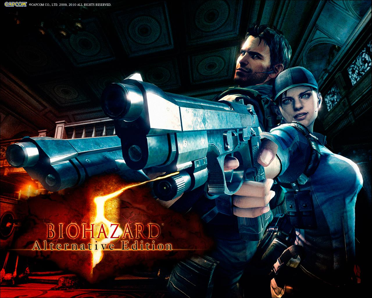 Resident Evil 5 Wallpapers 3 Wallpapers Adorable Wallpapers