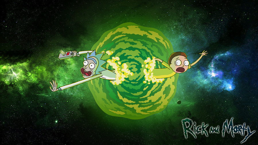 wg/  Rick and Morty Wallpaper Thread  Wallpapers/General  chan 900x506
