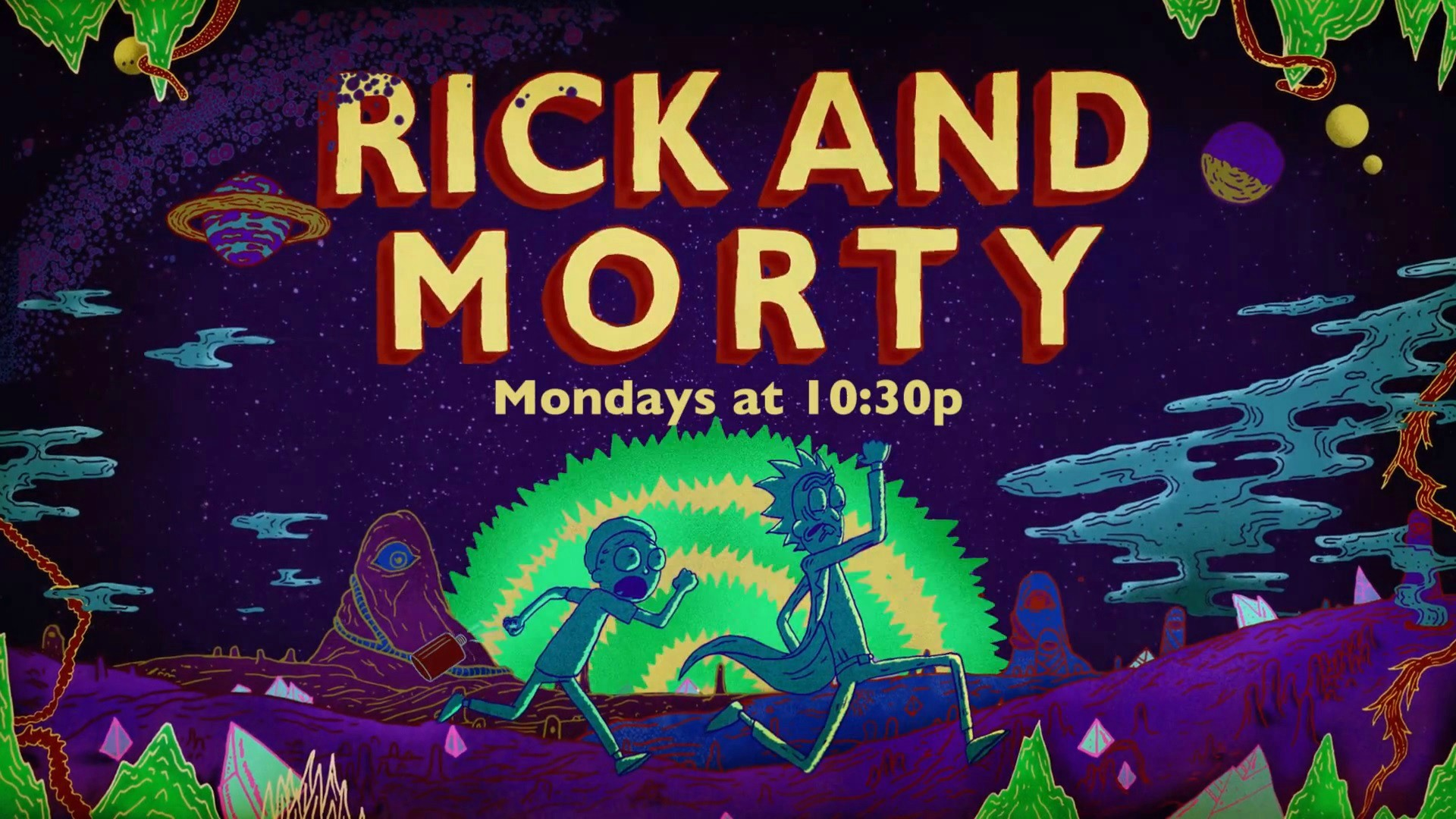 Rick And Morty Computer Wallpapers, Desktop Backgrounds 1920x1080