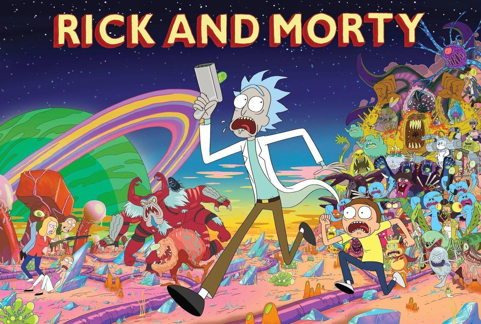 Rick And Morty Wallpapers Wallpaper