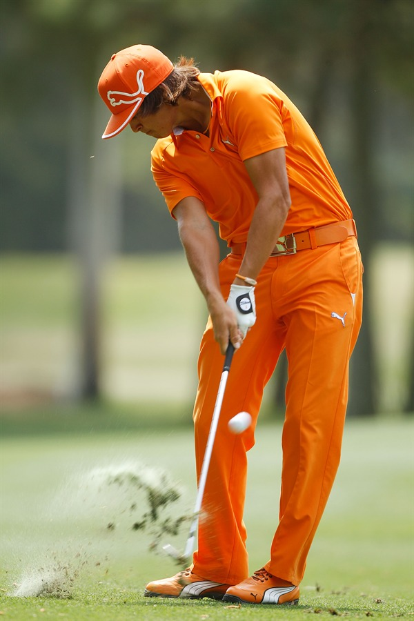 Rickie Fowler Swing Analysis Golfing World Instruction Golf Channel