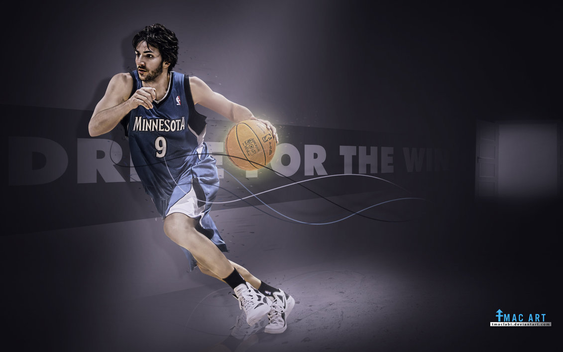 Top : Ricky Rubio, no Wall Ricky Rubio by derrota on DeviantArt 1131x707